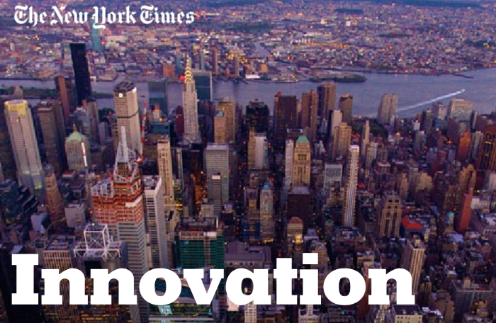 NYT Innovation Report